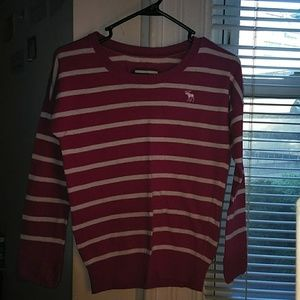 Juniors Abercrombie and Fitch Sweater